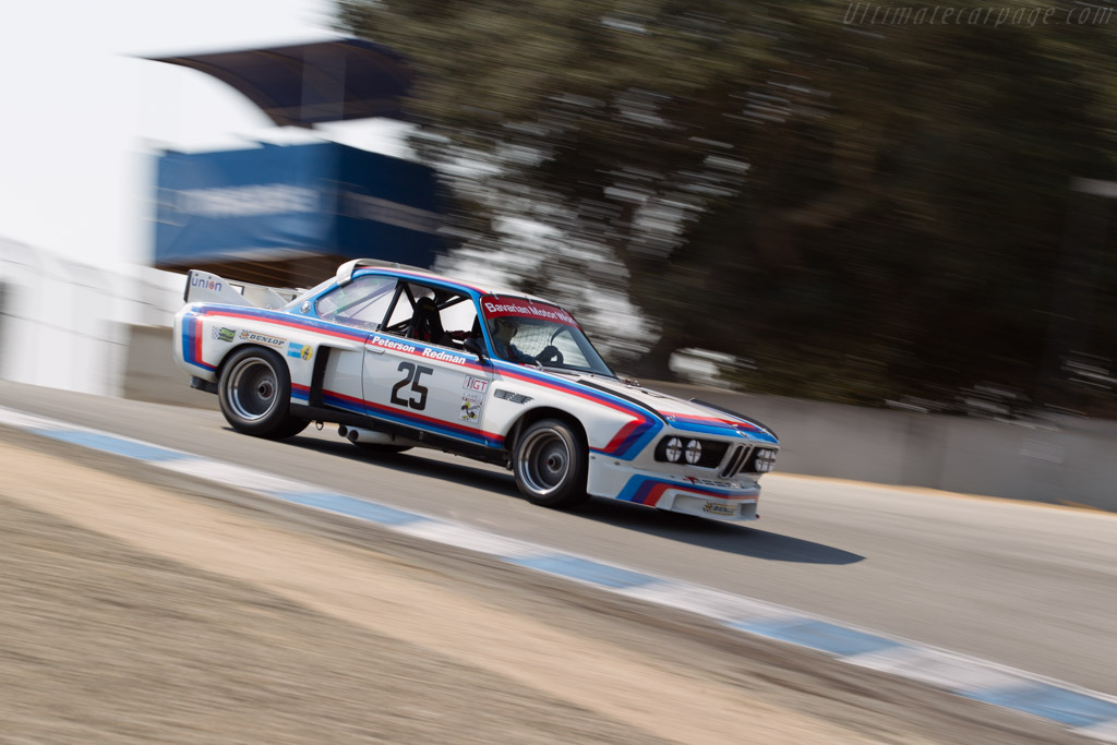 BMW 3.5 CSL - Chassis: 2275985 - Driver: Ludwig Willisch  - 2016 Monterey Motorsports Reunion