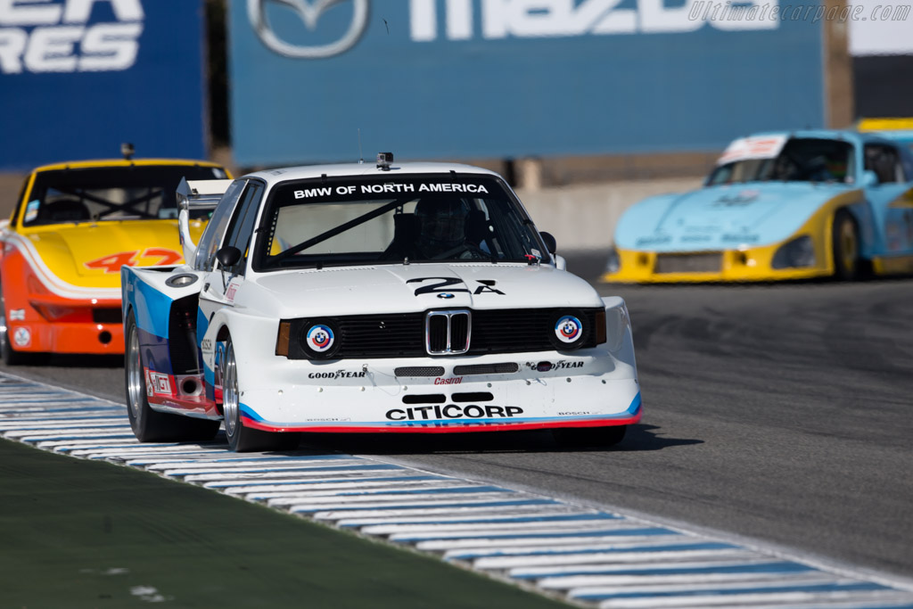 BMW 320i Turbo - Chassis: 003 - Driver: Henry Schmitt  - 2016 Monterey Motorsports Reunion