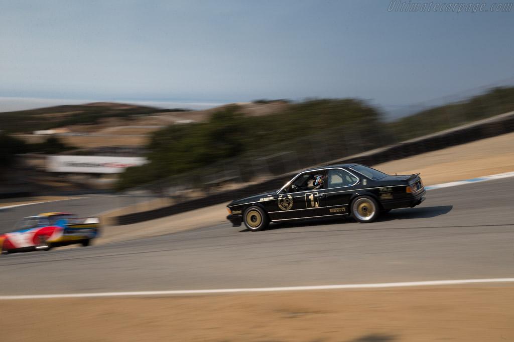 BMW 635CSI - Chassis: E24 RA2-88 - Driver: Adrian Brady  - 2016 Monterey Motorsports Reunion