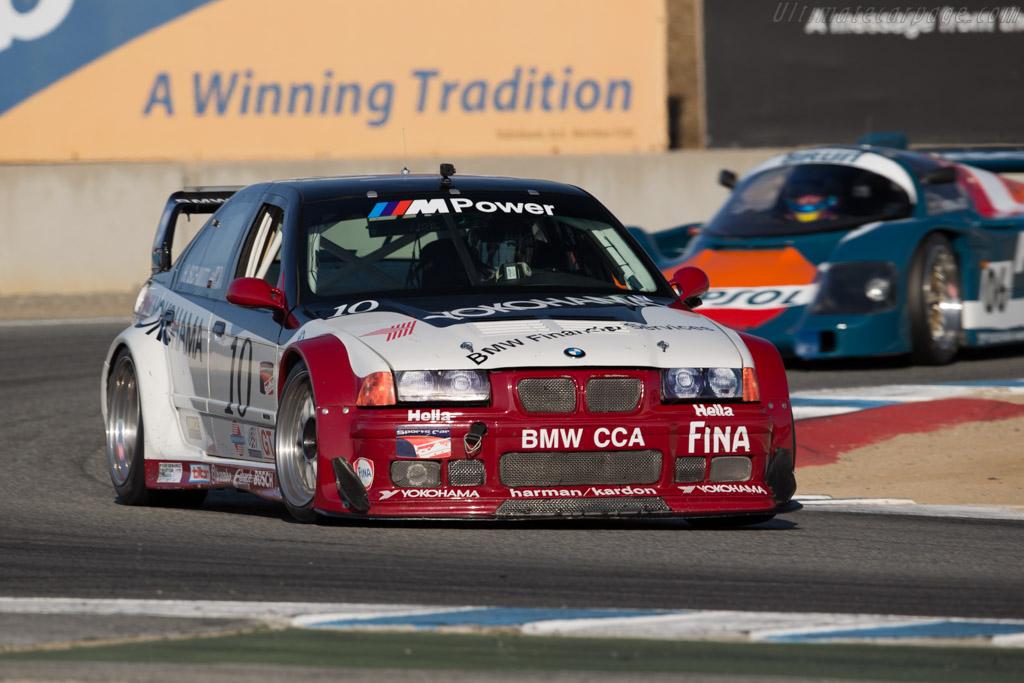 BMW E36 M3 PTG - Chassis: E36SFC95002 - Driver: Henry Schmitt  - 2016 Monterey Motorsports Reunion