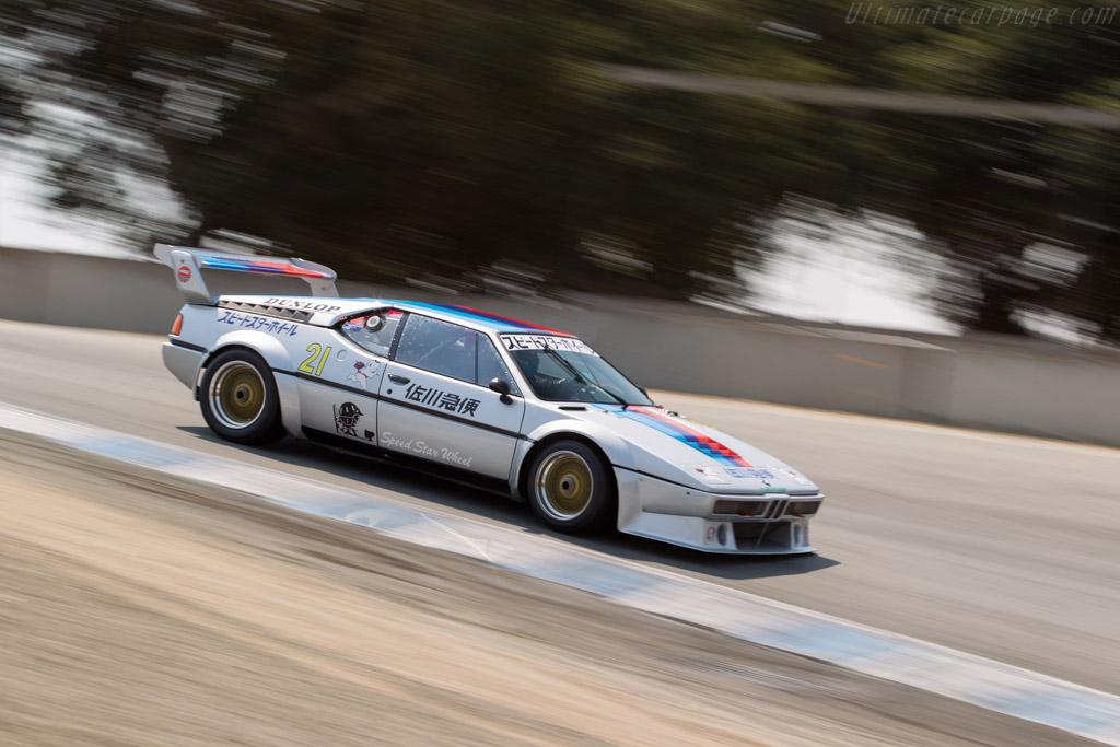 BMW M1 Procar - Chassis: 4301077 - Driver: Chris Bowden  - 2016 Monterey Motorsports Reunion