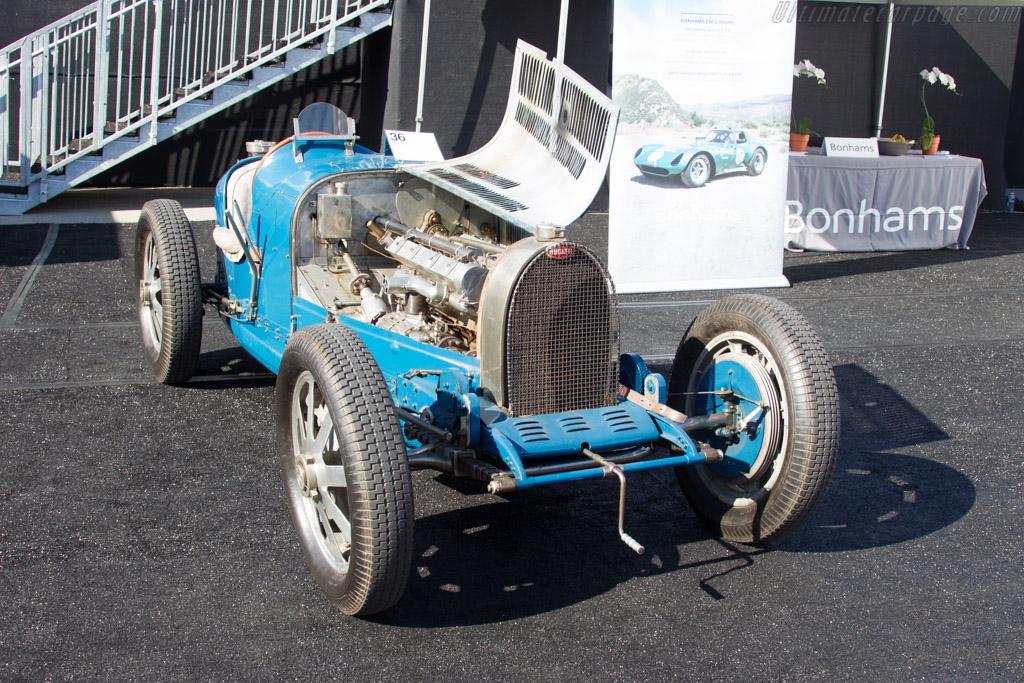Bugatti Type 51 - Chassis: 51121   - 2016 Monterey Motorsports Reunion