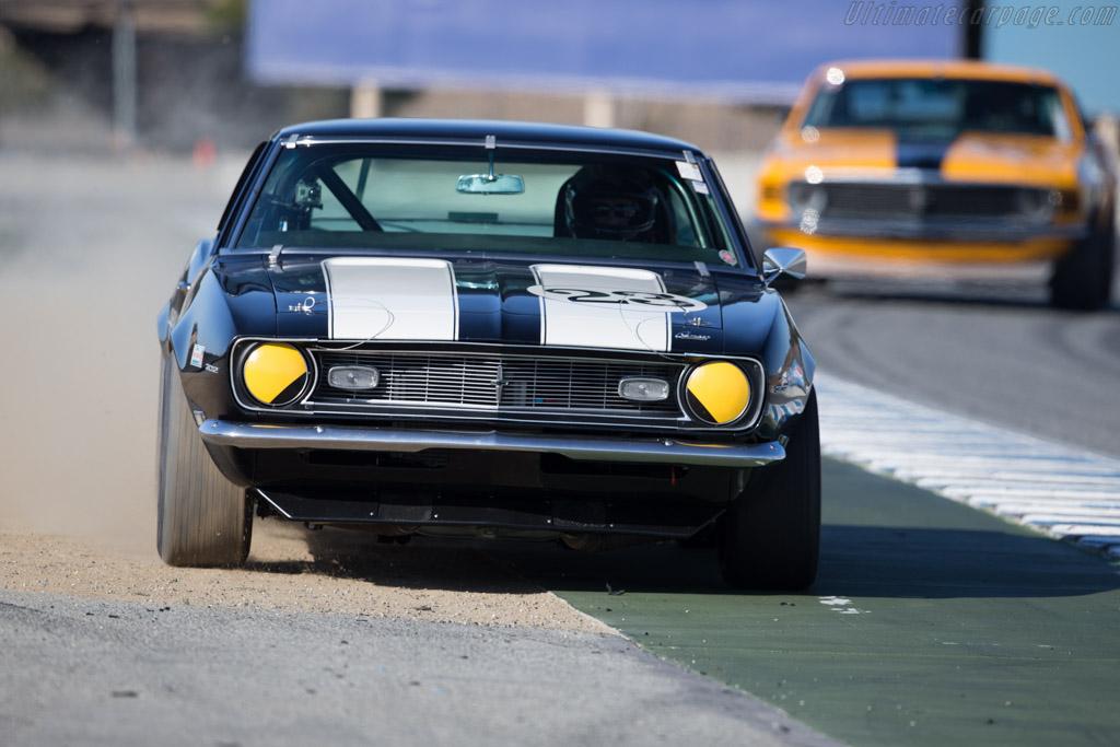 Chevrolet Camaro Z28 - Chassis: 1243785367756 - Driver: Bill Godwin  - 2016 Monterey Motorsports Reunion