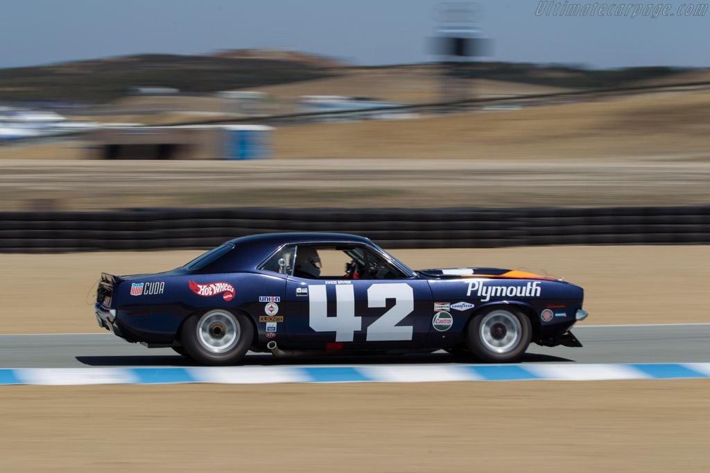 Chevrolet Camaro Z28 - Chassis: TA-010 - Driver: Jim Reed  - 2016 Monterey Motorsports Reunion