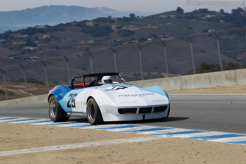 Chevrolet Corvette - Chassis: 194678S436543 - Driver: Chris Springer  - 2016 Monterey Motorsports Reunion