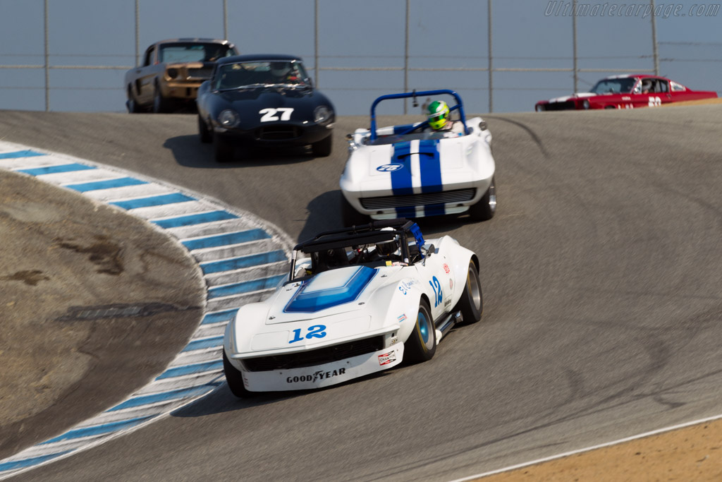 Chevrolet Corvette - Chassis: 194678S402569 - Driver: Richard Matkovich  - 2016 Monterey Motorsports Reunion