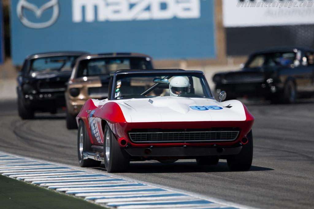 Chevrolet Corvette - Chassis: 194675S122769 - Driver: Chris Springer  - 2016 Monterey Motorsports Reunion