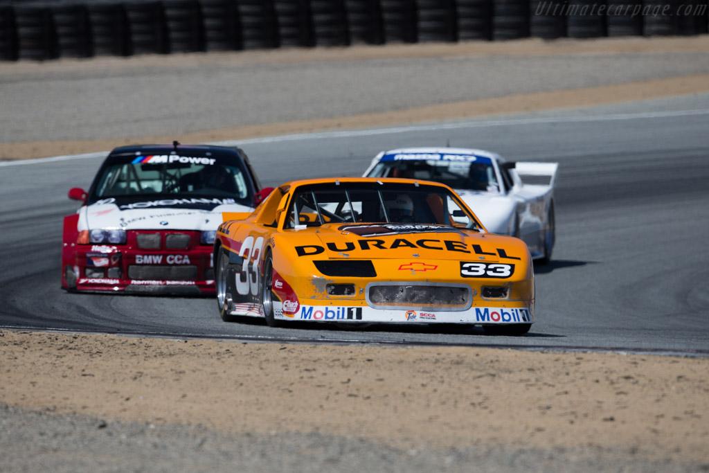 Chevrolet Duracell Camaro - Chassis: 1 - Driver: Bill Ockerlund  - 2016 Monterey Motorsports Reunion