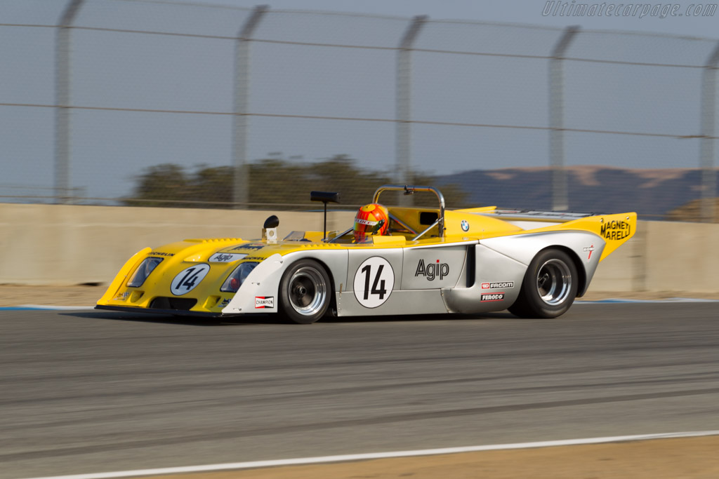 Chevron B36 - Chassis: 36-78-01 - Driver: Tom Minnich  - 2016 Monterey Motorsports Reunion