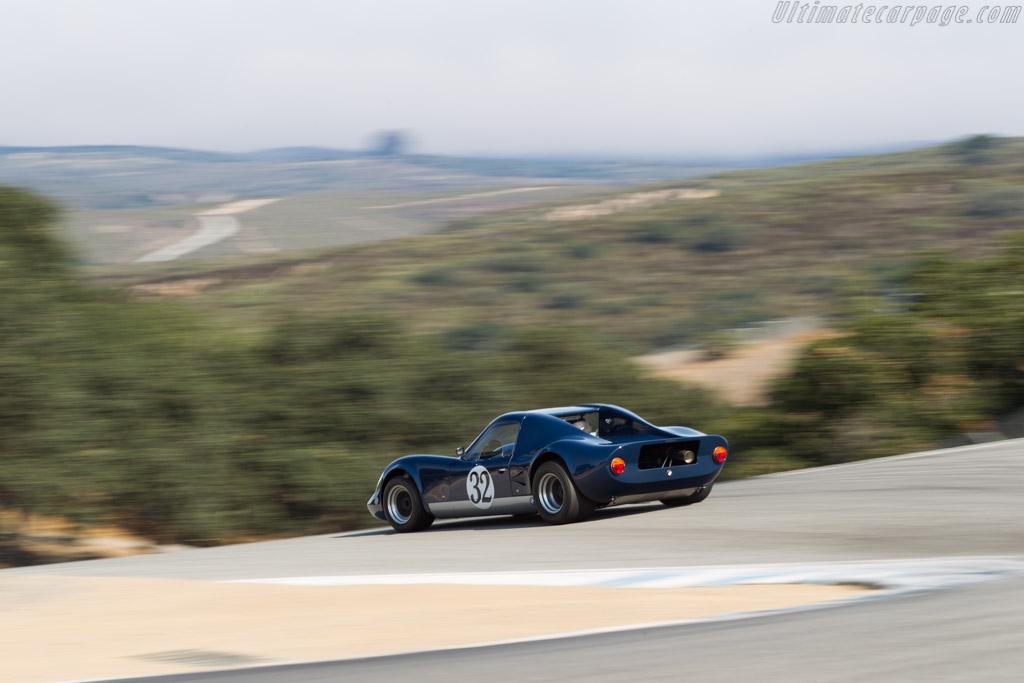 Chevron B8 - Chassis: CH-DBE-64 - Driver: Michael Reischl  - 2016 Monterey Motorsports Reunion
