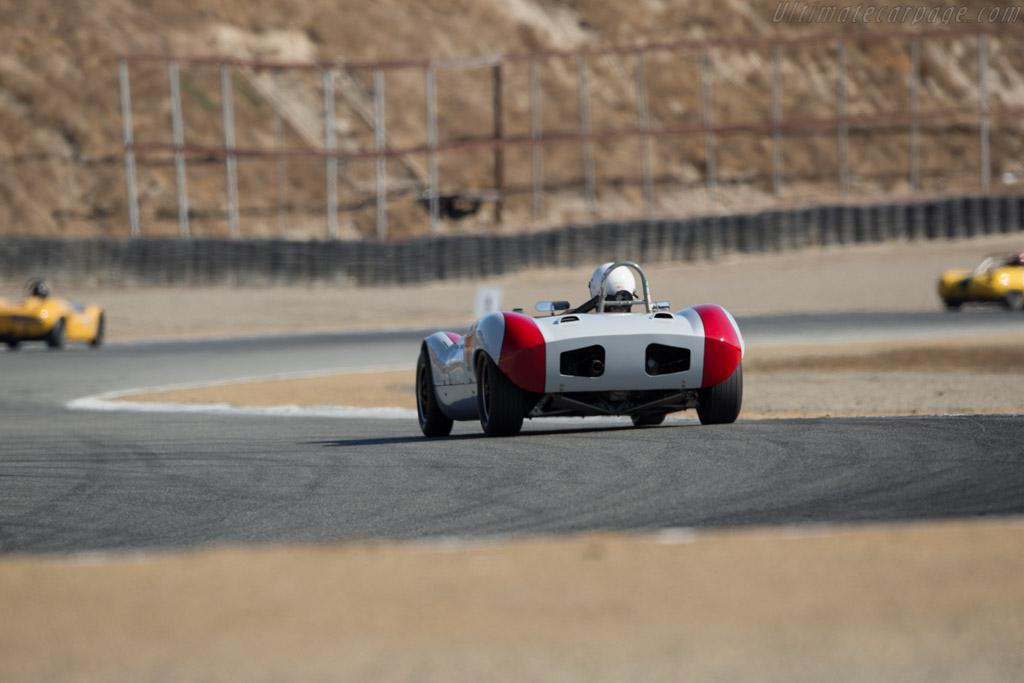 Elva Mk7 - Chassis: 70/023 - Driver: David Hagan  - 2016 Monterey Motorsports Reunion