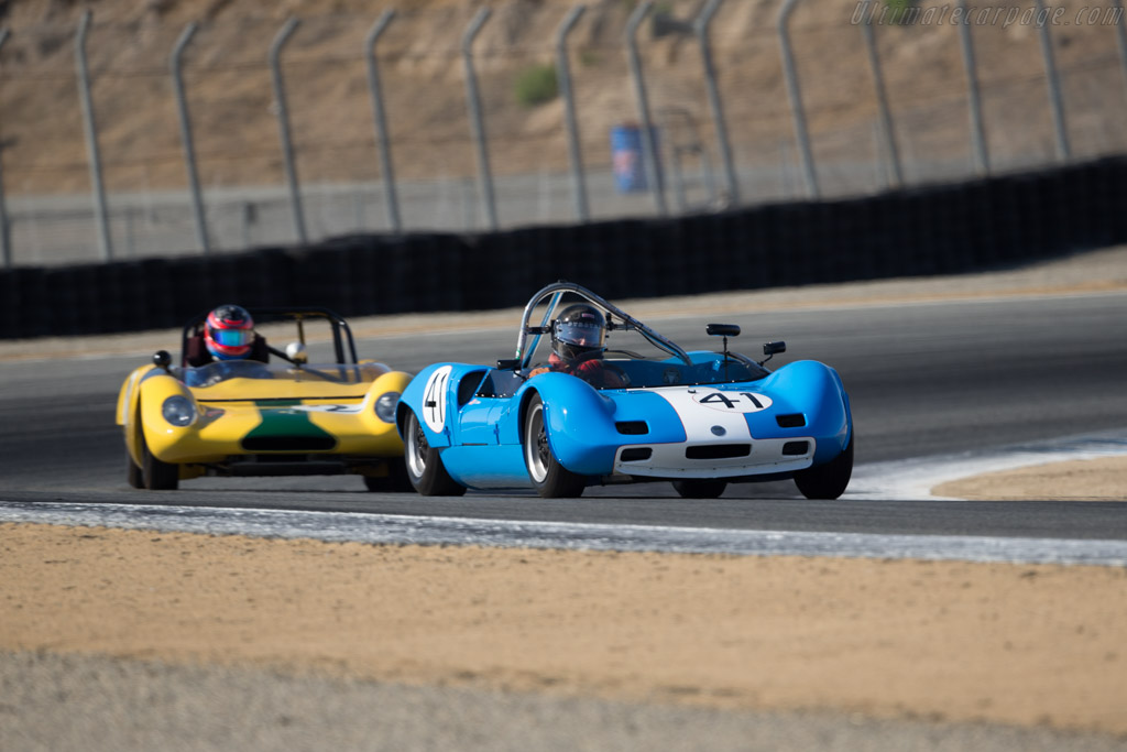 Elva Mk7S - Chassis: 70/053 - Driver: Stevan Dana  - 2016 Monterey Motorsports Reunion