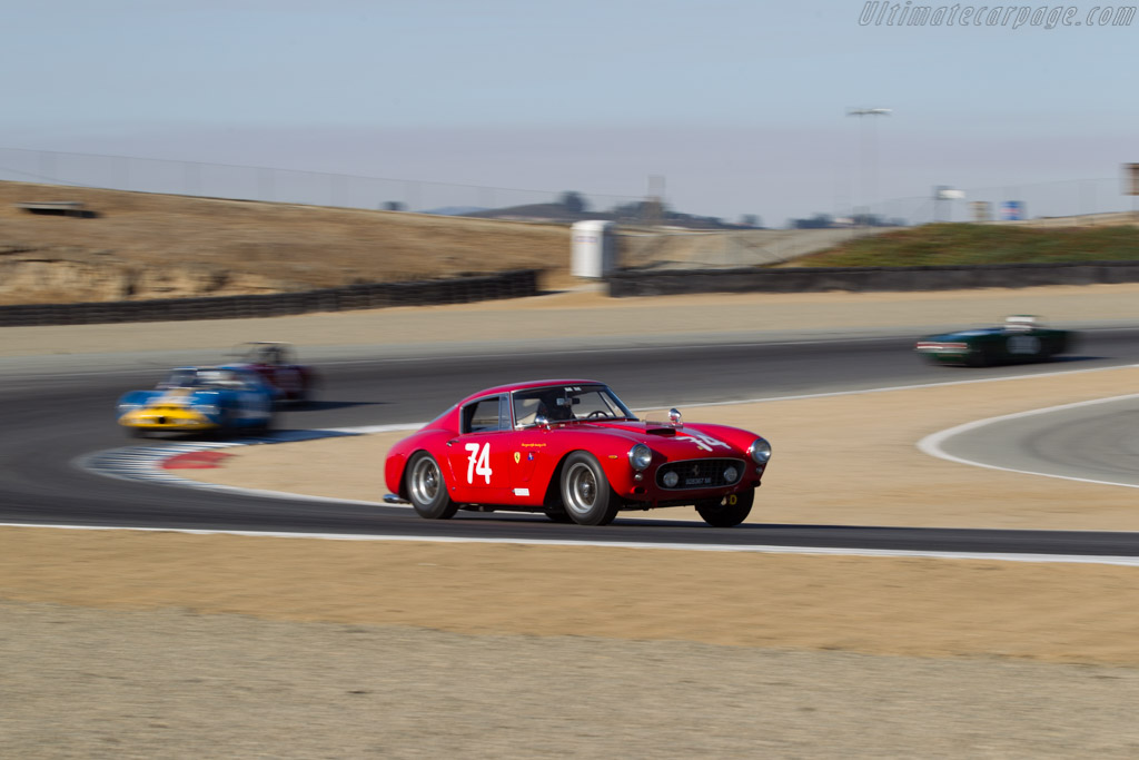 Ferrari 250 GT SWB - Chassis: 2701GT - Driver: Ned Spieker  - 2016 Monterey Motorsports Reunion