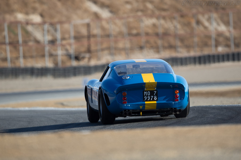 Ferrari 250 GTO - Chassis: 3445GT - Driver: Chris Cox  - 2016 Monterey Motorsports Reunion