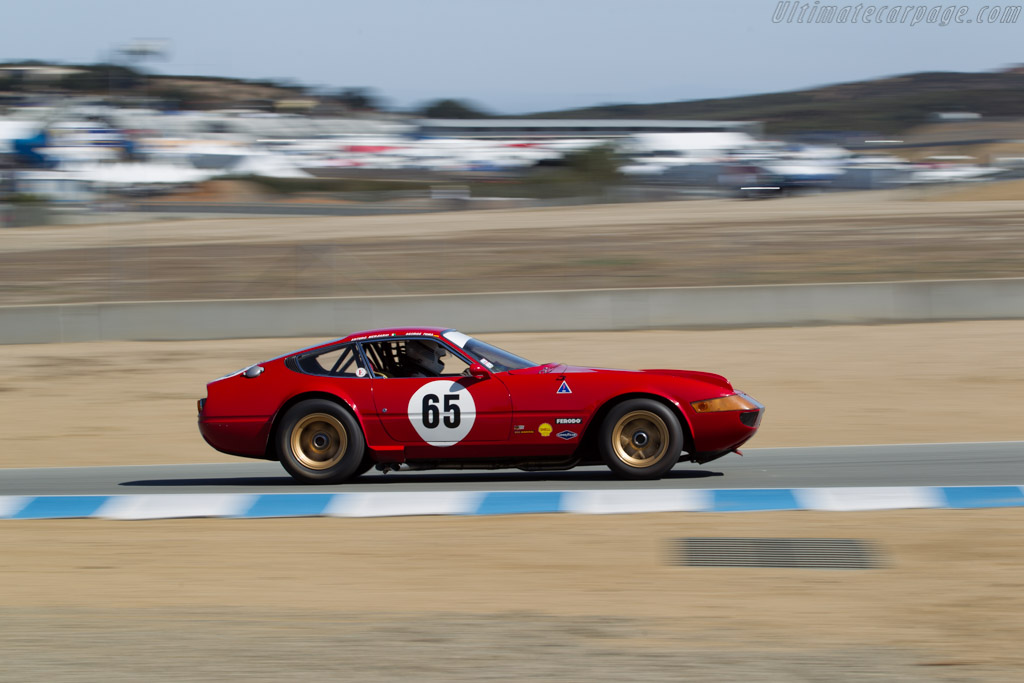 Ferrari 365 GTB/4 - Chassis: 12681 - Driver: George Tuma  - 2016 Monterey Motorsports Reunion