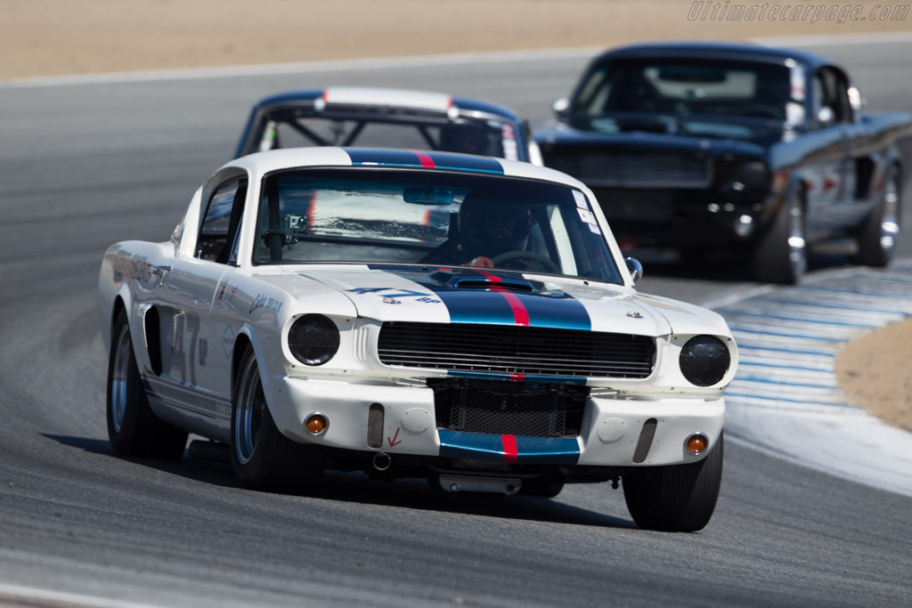 Ford Shelby Mustang GT350 - Chassis: SFM6S179 - Driver: Kevin Sittner ...