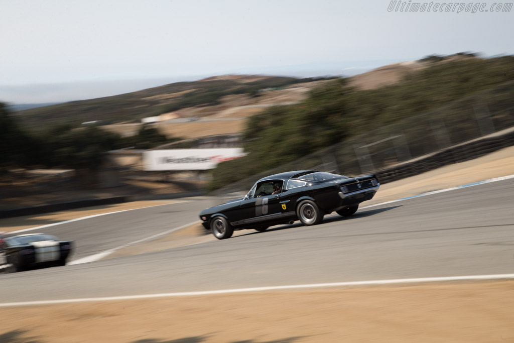 Ford Shelby Mustang GT350 - Chassis: SFM6S1971 - Driver: Drew Alcazar  - 2016 Monterey Motorsports Reunion