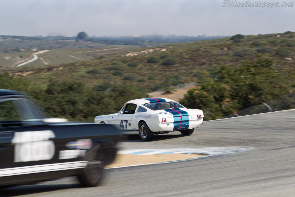 Ford Shelby Mustang GT350 - Chassis: SFM6S179 - Driver: Kevin Sittner  - 2016 Monterey Motorsports Reunion
