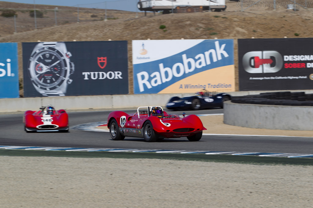 Huffaker Genie Mk10 - Chassis: H121 - Driver: Mac McGarry  - 2016 Monterey Motorsports Reunion