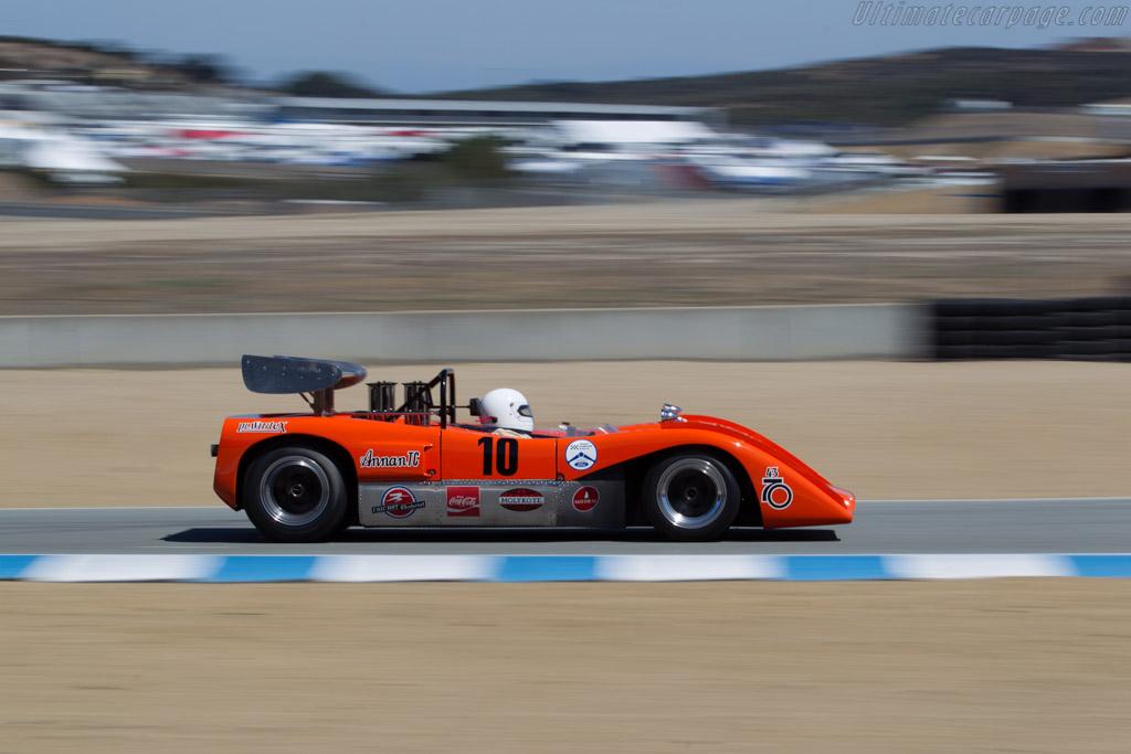 Huffaker-Genie Mk10 - Chassis: H121 - Driver: Mac McGarry  - 2016 Monterey Motorsports Reunion