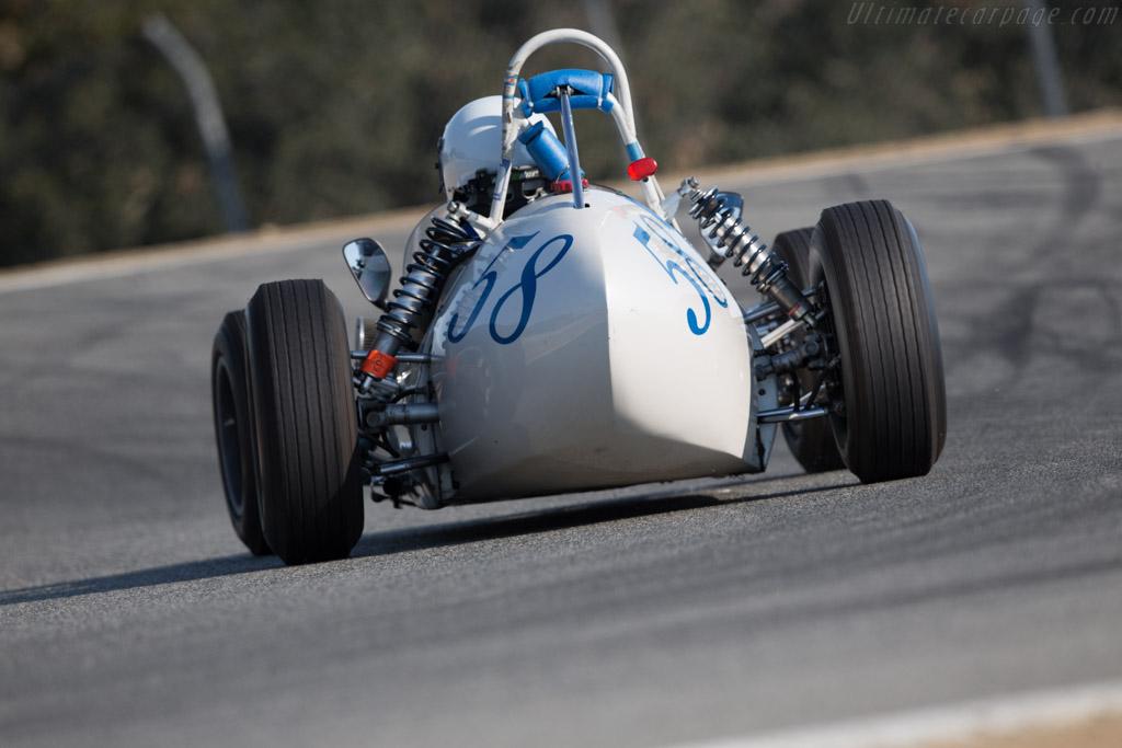 Huffaker Mk1  - Driver: Karen Barry  - 2016 Monterey Motorsports Reunion