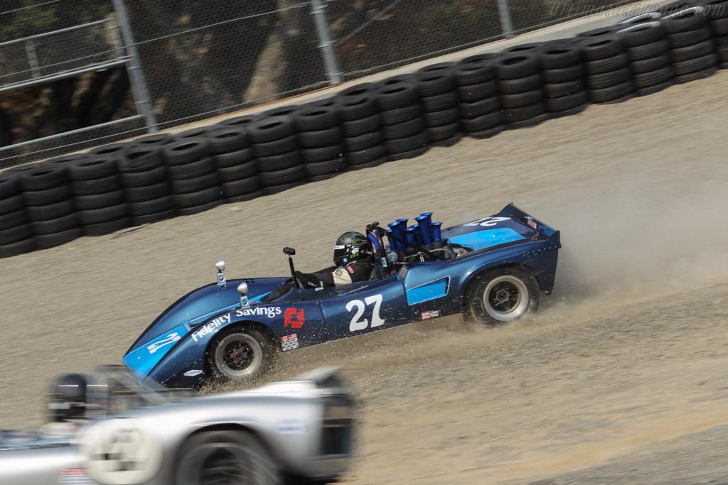 Lola T163 - Chassis: SL163/20 - Driver: John F. Boxhorn  - 2016 Monterey Motorsports Reunion