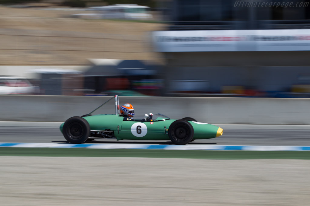 Lotus 22 - Chassis: 22-FJ-5 - Driver: Andrew Wait  - 2016 Monterey Motorsports Reunion