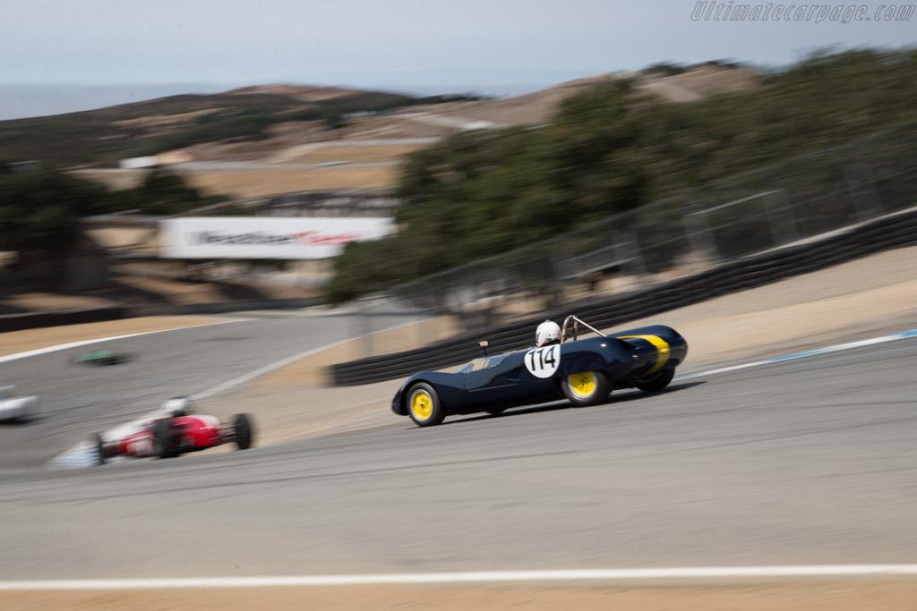 Lotus 23 - Chassis: 23S103 - Driver: Robert Davis  - 2016 Monterey Motorsports Reunion