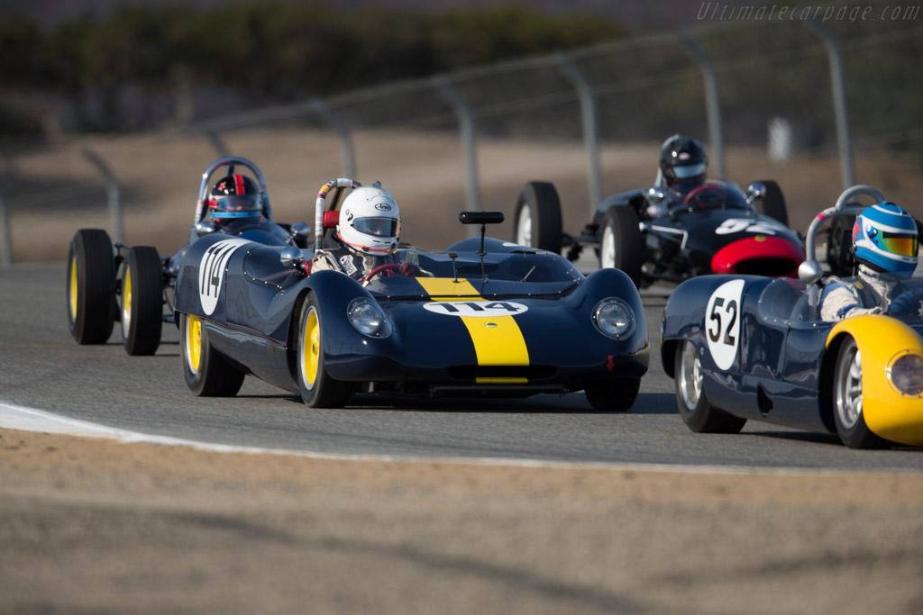Lotus 23 - Chassis: 23-S-103 - Driver: Robert Davis  - 2016 Monterey Motorsports Reunion