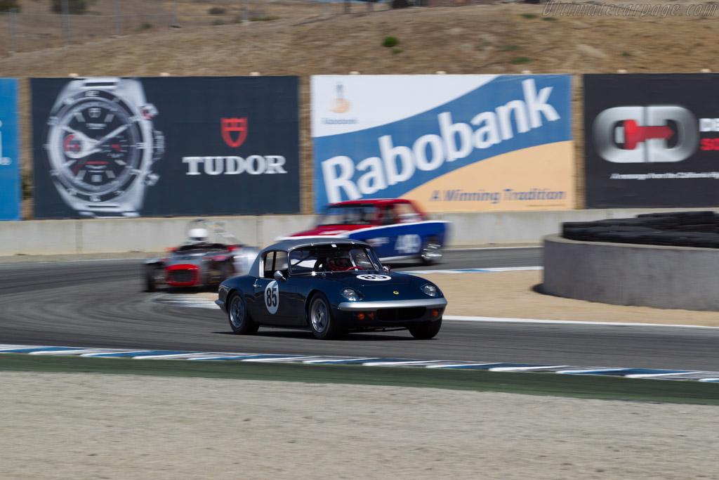 Lotus Elan - Chassis: 26/5803 - Driver: Dalmo de Vasconcelos  - 2016 Monterey Motorsports Reunion