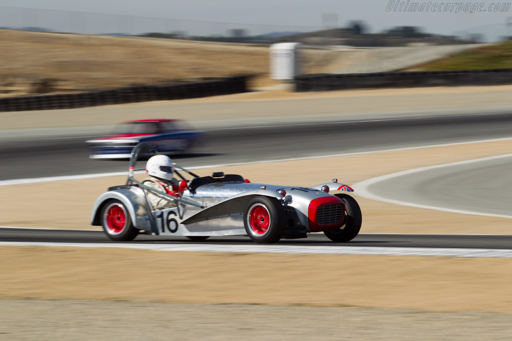 Lotus S7 - Chassis: SB1878 - Driver: Rick Laws  - 2016 Monterey Motorsports Reunion