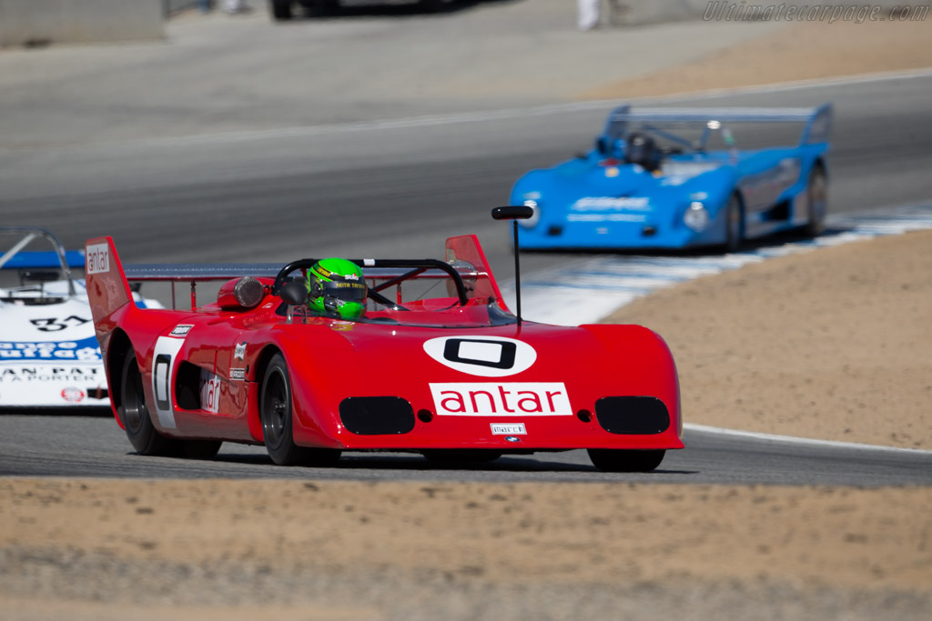 March 73S - Chassis: S17 - Driver: Keita Tanaka  - 2016 Monterey Motorsports Reunion