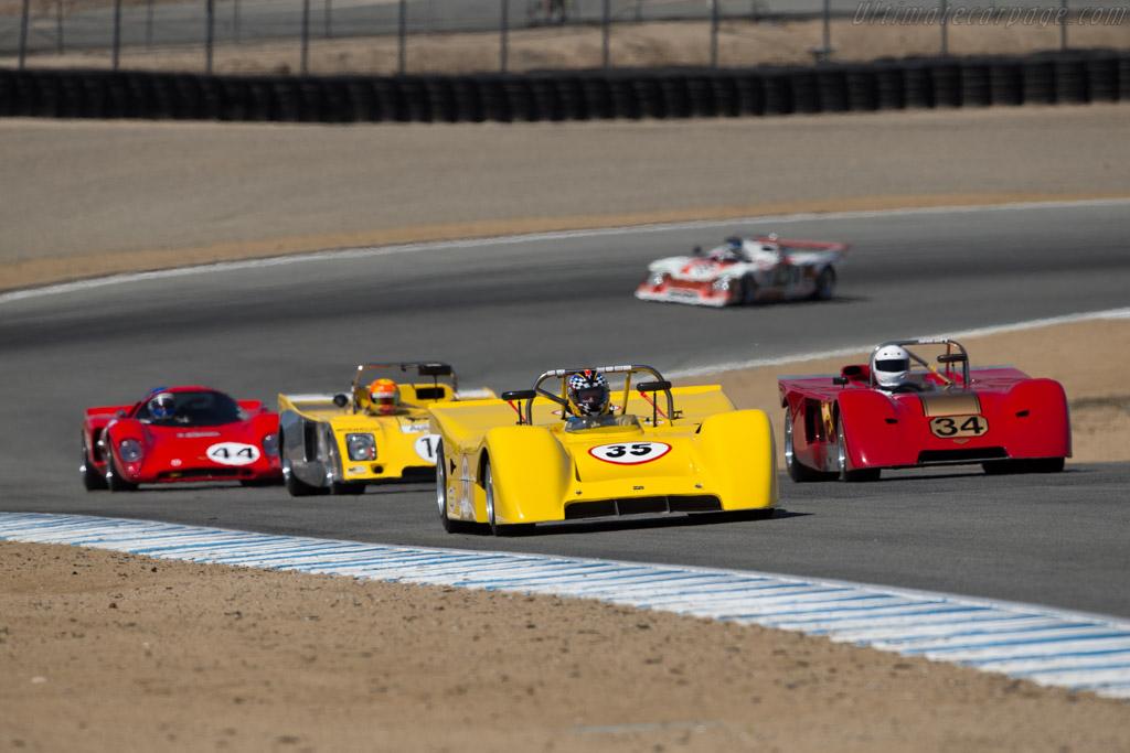 Martin BM8 - Chassis: 1 - Driver: Howard Matloff  - 2016 Monterey Motorsports Reunion