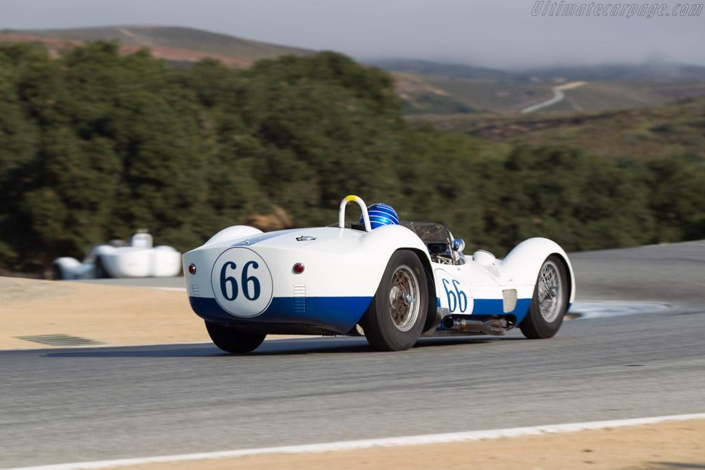 Maserati Tipo 61 - Chassis: 2463 - Driver: Dyke Ridgley  - 2016 Monterey Motorsports Reunion
