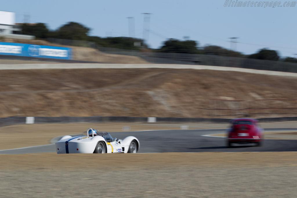 Maserati Tipo 61 - Chassis: 2458 - Driver: Jonathan Feiber  - 2016 Monterey Motorsports Reunion