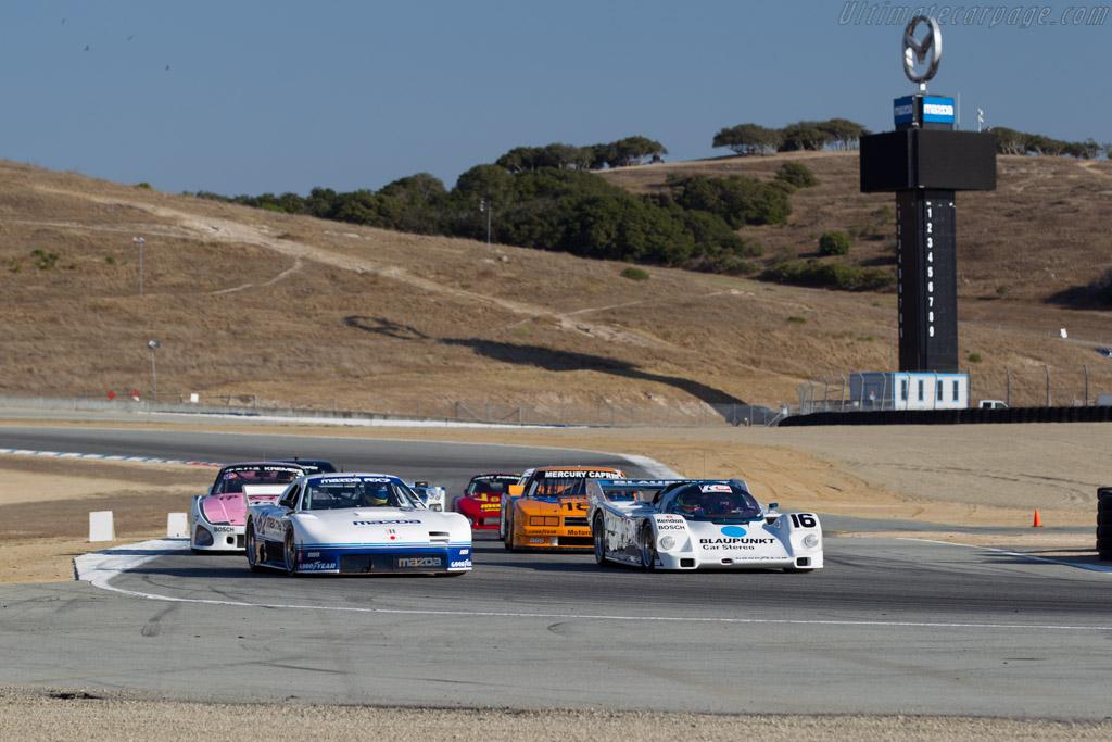 2016 Mazda Rx7 >> Mazda RX7 GTO - Chassis: GTO 001 - Driver: Jeremy Barnes - 2016 Monterey Motorsports Reunion