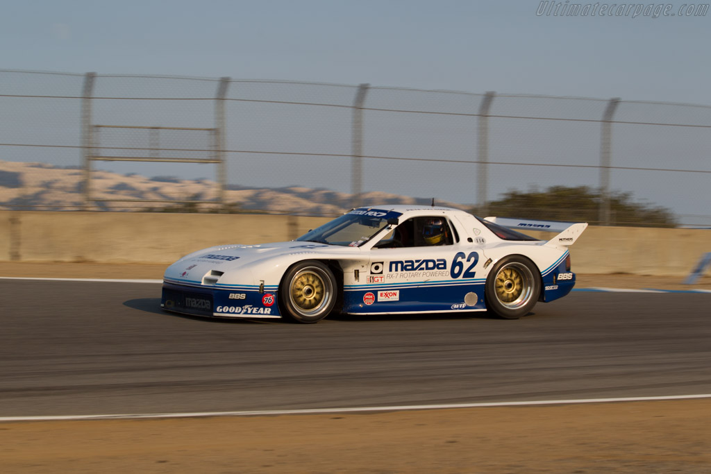 Mazda RX7 GTO - Chassis: GTO 001 - Driver: Jeremy Barnes  - 2016 Monterey Motorsports Reunion