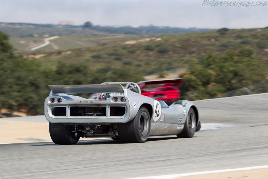 McLaren M1B - Chassis: 30-22 - Driver: Farrell Preston  - 2016 Monterey Motorsports Reunion