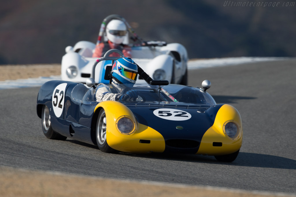 Merlyn MkVI - Chassis: 62RS - Driver: Mark Osborne  - 2016 Monterey Motorsports Reunion