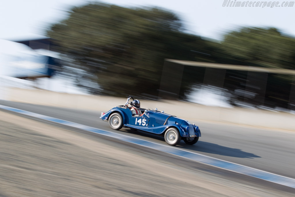 Morgan Babydoll IV - Chassis: 4328 - Driver: Jeffrey Abramson  - 2016 Monterey Motorsports Reunion