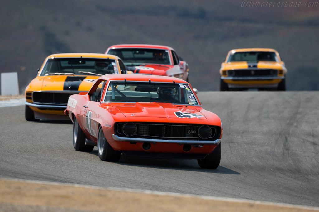 Plymouth AAR Cuda - Chassis: 50211 - Driver: Bill Ockerlund  - 2016 Monterey Motorsports Reunion