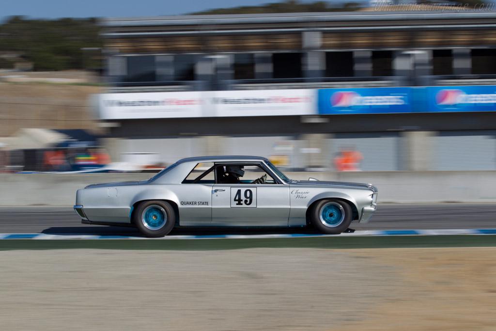 Pontiac Tempest GTO - Chassis: 824P20639 - Driver: John Hildebrand  - 2016 Monterey Motorsports Reunion