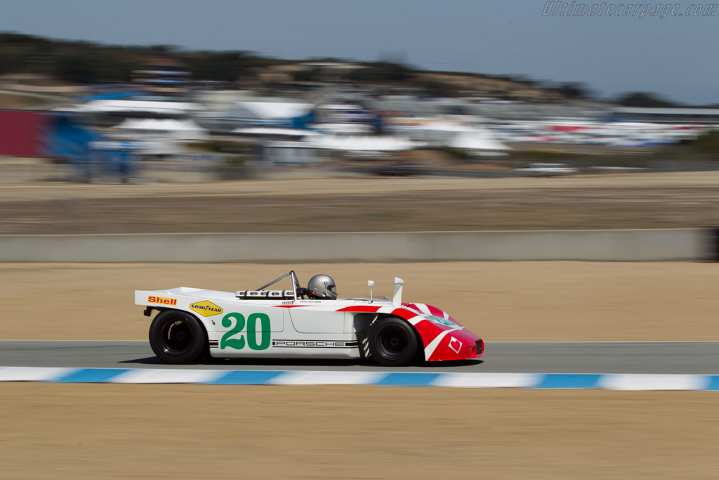 Porsche 908/3 - Chassis: 908/03-007 - Driver: Cameron Healy  - 2016 Monterey Motorsports Reunion