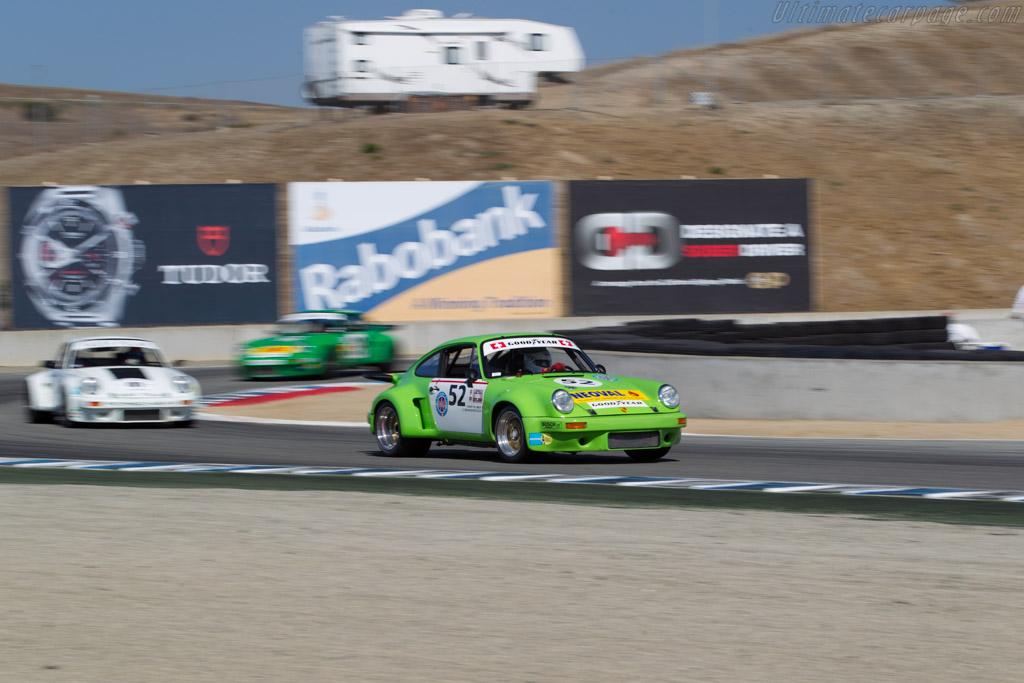 Porsche 911 RSR  - Driver: Bill Ockerlund  - 2016 Monterey Motorsports Reunion