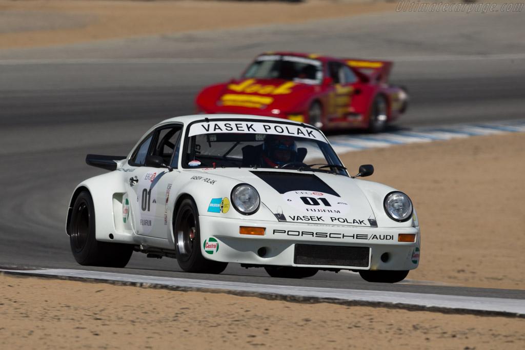 Porsche 911 RSR - Chassis: 911 560 9120 - Driver: Alan Terpins  - 2016 Monterey Motorsports Reunion