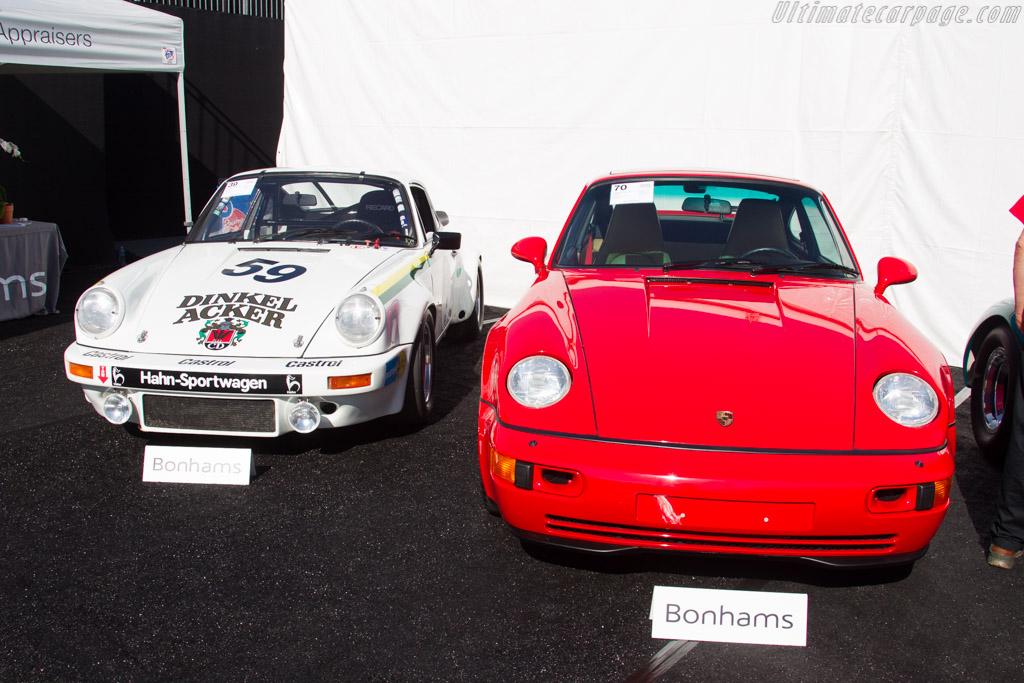 Porsche 911 Turbo Flachbau - Chassis: WP0EB093XKS070402   - 2016 Monterey Motorsports Reunion