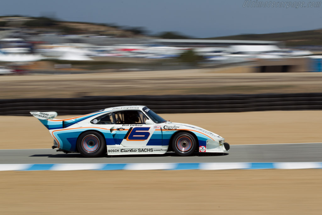 Porsche 935 K3 Chassis 000 0009 Driver Jeff Lewis