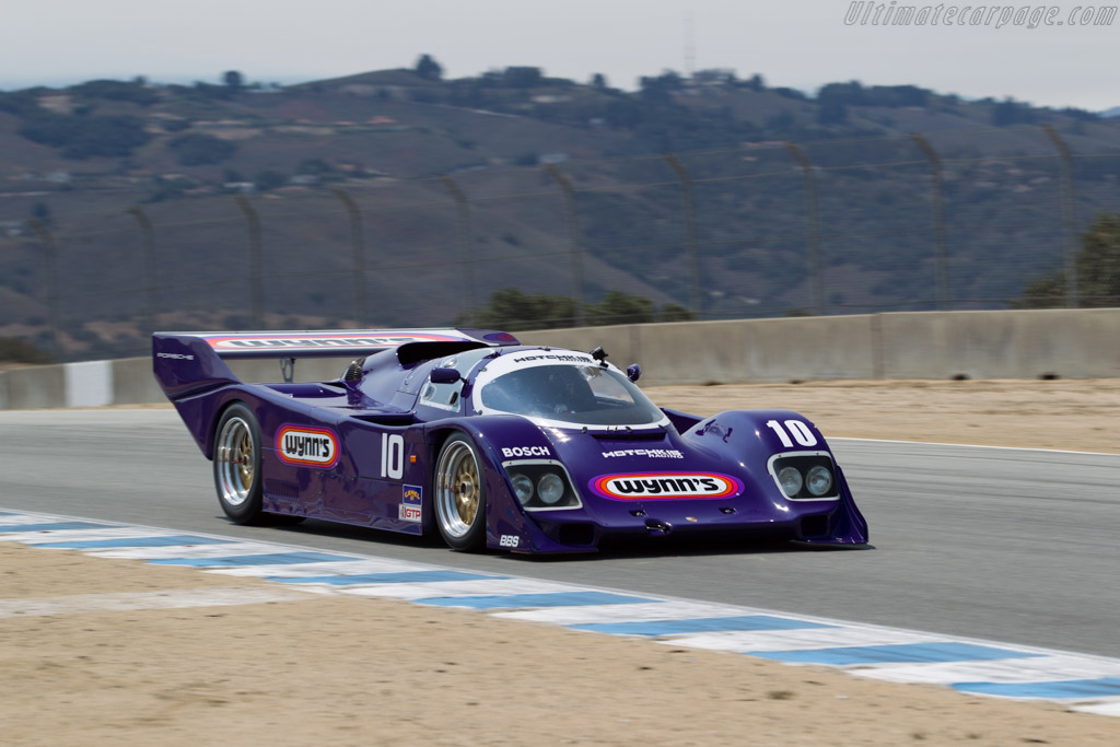 Porsche 962 - Chassis: 962-F01 - Driver: Bruce Canepa  - 2016 Monterey Motorsports Reunion