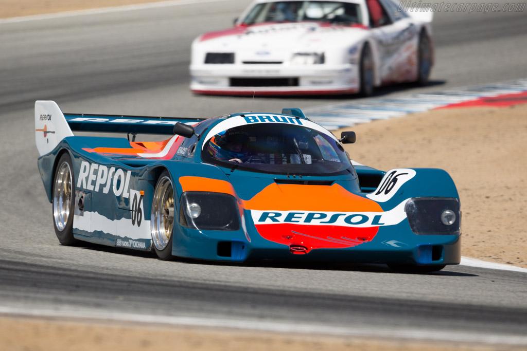 Porsche 962C - Chassis: 962-150 - Driver: Tom Dooley  - 2016 Monterey Motorsports Reunion
