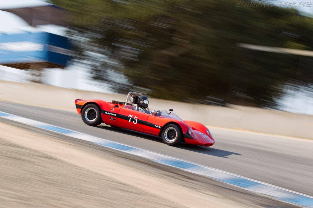Porsche Platypus - Chassis: 001 - Driver: Neil Alexander  - 2016 Monterey Motorsports Reunion